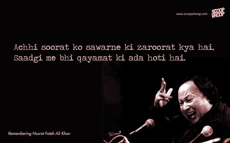Saadgi Main Bhi Qayamat Ki Adaa Hoti Hai,,By Nusrat Fateh Ali Khan, ghazal, Ghazals, good medium, master, nusrat, Nusrat Fateh Ali Khan, Nusrat_Fateh_Ali_Khan, Nusrat-Fateh-Ali-Khan-meme, Remembering Nusrat Fateh Ali Khan