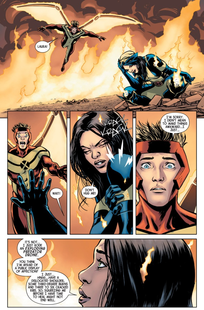 why you cant hug the new wolverine,Wolverines To X23,Wolverines, Most Important Lesson To X23,Wolverine,Wolverines X23,MArvel Comics,Comic,Logan,,marvel doctor strange,Wolverine (Laura Kinney) ,Wolverine Laura Kinney,logan comic,comic logan,marvel logan,marvel laura kinney