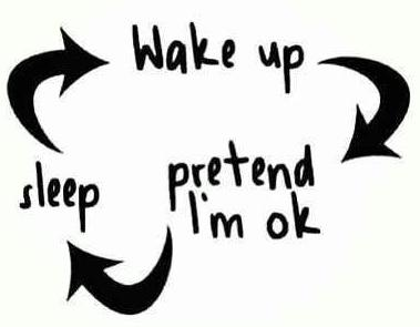 wake-up-pretend-im-ok-sleep-quote,wakeup,pretend im ok ,sleep quote,pretend, im ok ,sleep, quote,