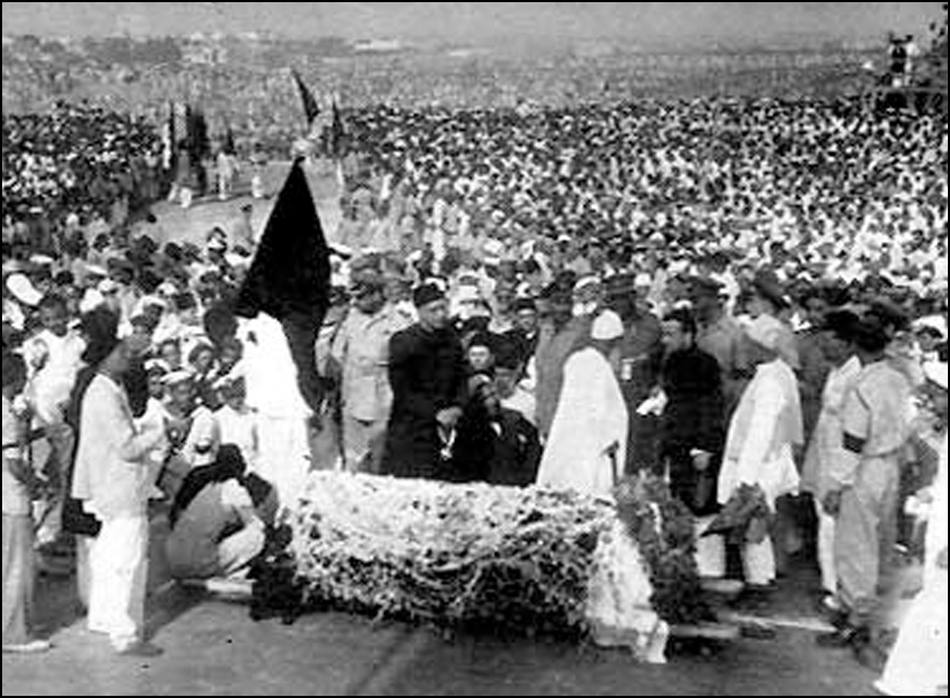 Image result for Muhammad Ali Jinnah Death and Legacy