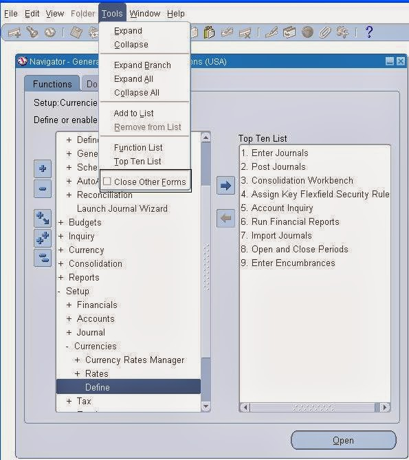 How To Open Multiple Forms At A Time In Oracle ERP,How To Open Multiple Forms At A Time,Oracle ERP,Oracle ,ERP,Oracle ERP Application,Oracle Application,Oracle DBA,Oracle Forms,How To Open Multiple Forms Oracle Application
