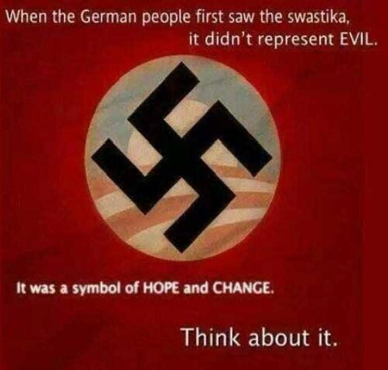 Hakenkreuz,swastika,german,nazi,Nazi symbolism,symbolism,think about it,think,just think,swastika flag ,hope and change,see no evil