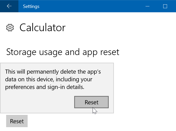 Calculator In Windows 10 Reset And Reinstall ,Reset And Reinstall Calculator In Windows 10,Reset And Reinstall,Calculator In Windows 10,windows 10,Windows 10,