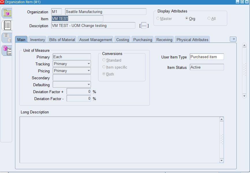 oracle application,oracle ebs,oracle master item,oracle inventory master items,oracle apps dba