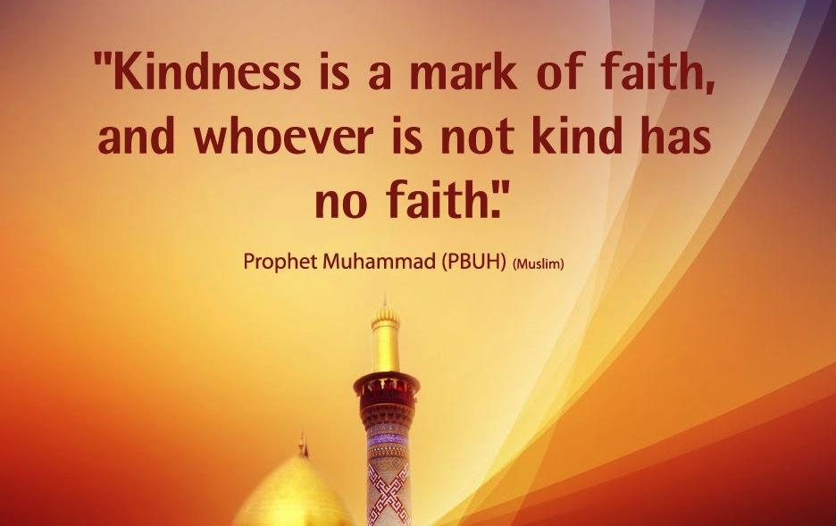 The-Prophets-Kindness,The Prophets Kindness,The Prophet,Holy Prophet,Islam and Kindness,Islam,Muslims,Muslim,Islamic Teaching,Islamic Teachings