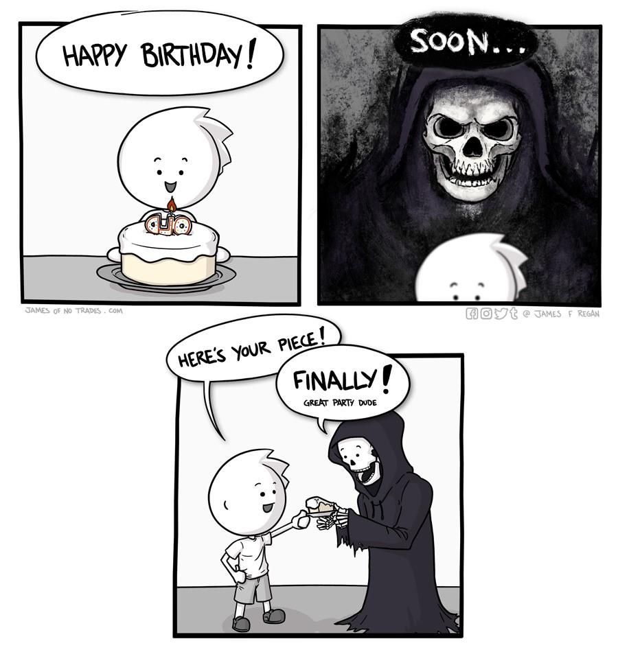 Here Is Your Piece,Happy Birthday,Happy,Birthday